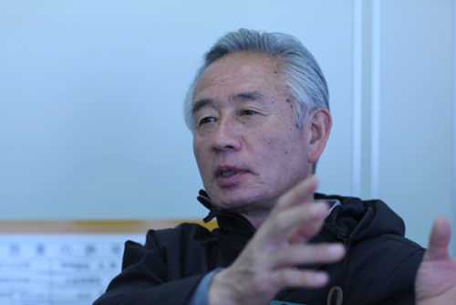 株式会社丸伸工業所 代表取締役 丸山晴雄