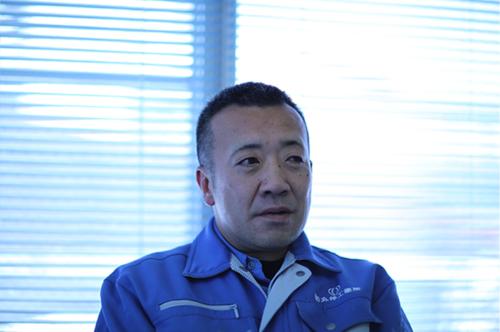 横山貴史さん(40代)